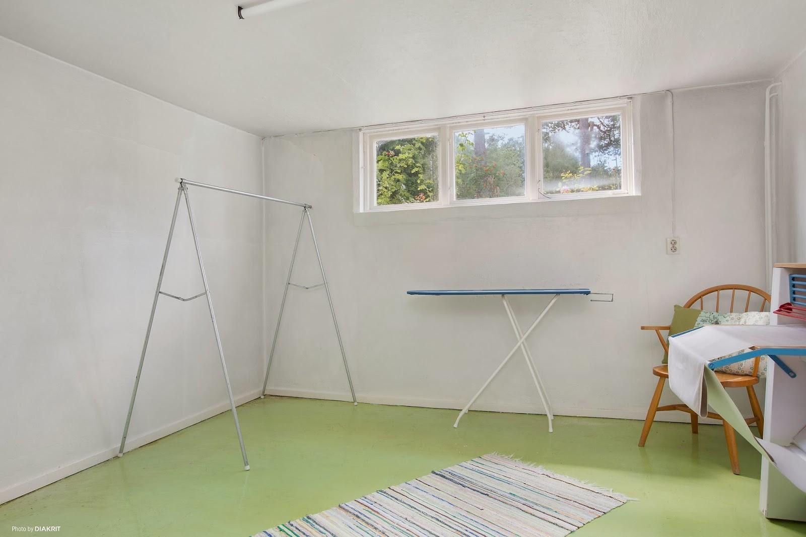 Pias planer: källaren   hobby och garage