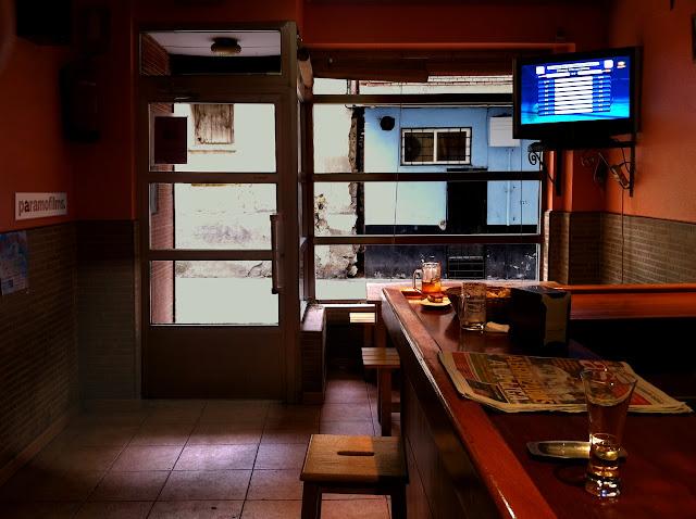 Interior bar Sol Mancornador, 2012 cc Abbé Nozal