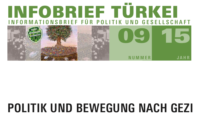 Infobrief Türkei 09/2015