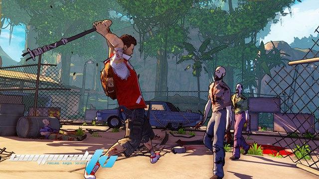 Escape Dead Island XBOX 360 Región FREE
