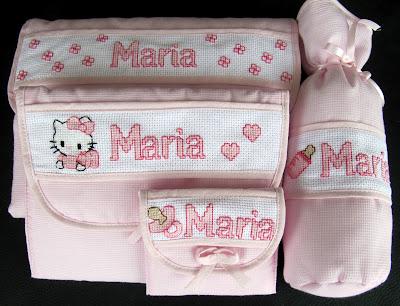 Conjunto de maternidade