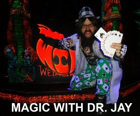 Dr. Jay - Magician/Accordionist