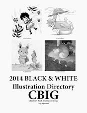 2014 Black & White Illustration Directory