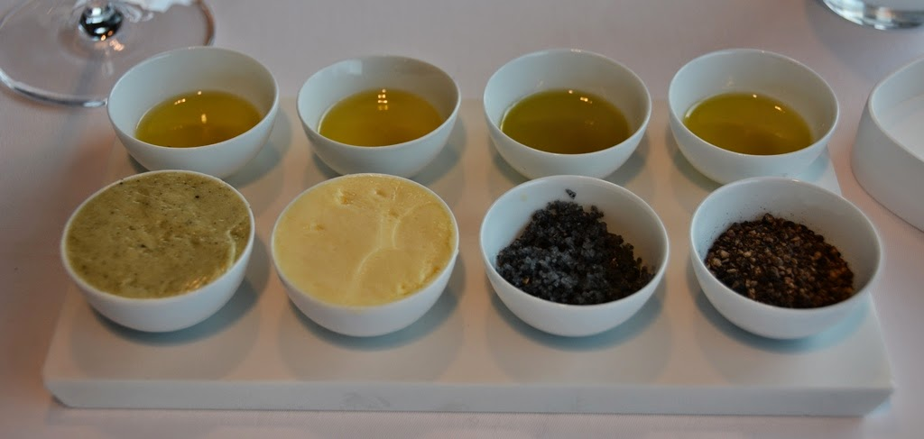 Restauraunt Sel Gris Knokke olive oil