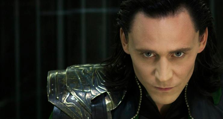 Loki - Personagens masculinos favoritos