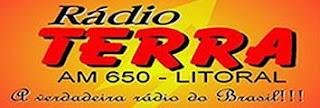 Rádio Terra AM da Cidade de Santos e Litoral da Cidade de SP ao vivo