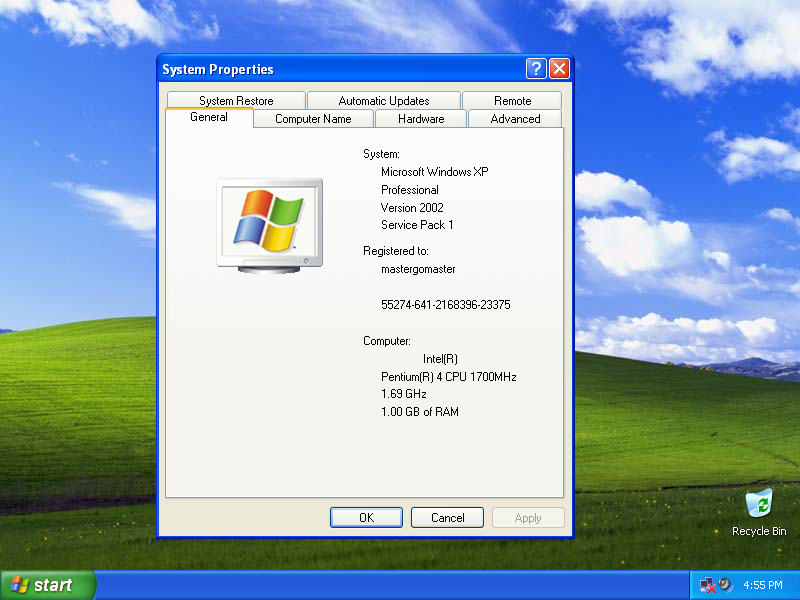 Скачать Windows Xp Sp1 Торрент - фото 3