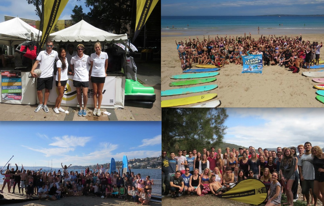 2015 President Sailing & Surfing Clubs