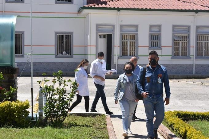 COVID-19: Málaga y Susacón llegan a 3 casos y en cada municipio, uno está con manejo intrahospitalario