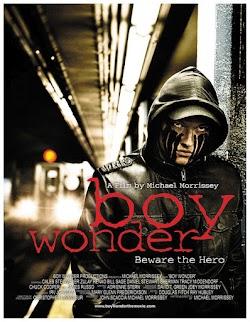Người Hùng Bóng Đêm - Boy Wonder (2010) Poster