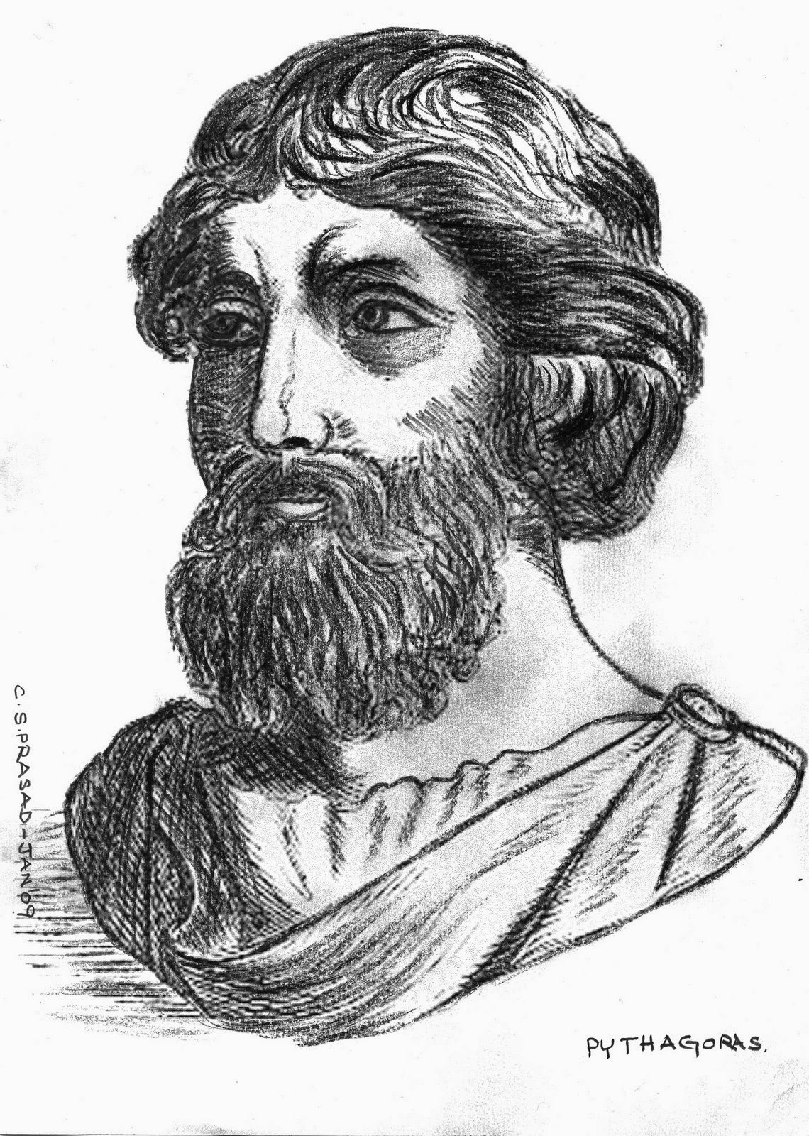 Pythagoras (582-496 SM) Orang yang pertama kali mencetuskan aksioma