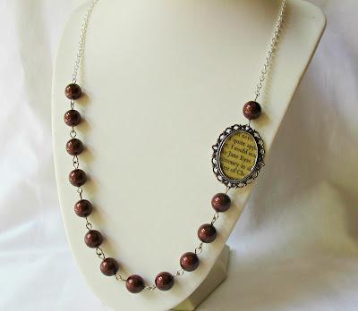 image jane eyre necklace asymmetrical swarovski crystal pearls burgundy two cheeky monkeys