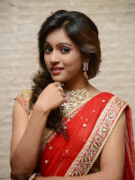 Vithika sheru in half saree at Tasyaah fashion show-cover-photo