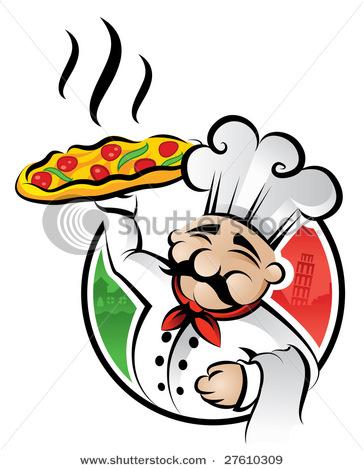 Awath Animation Food Network Italian Month