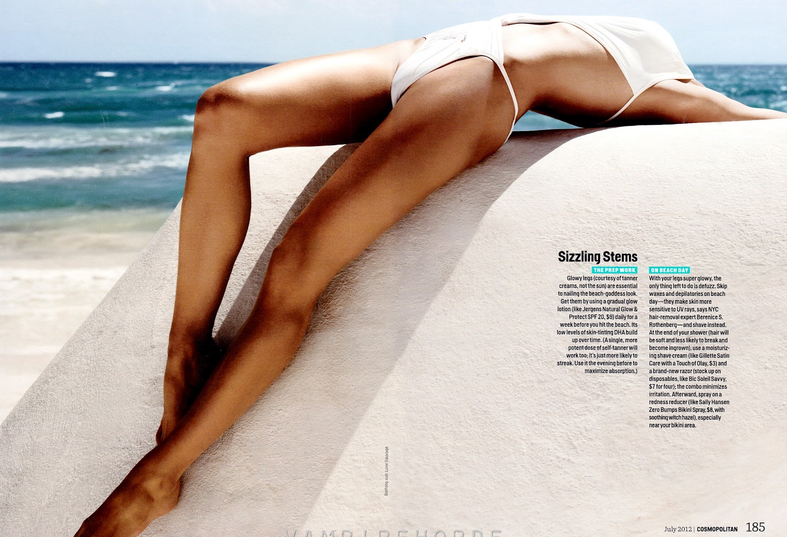 look bangin' at the beach: zoe duchesne by dean isidro for ...