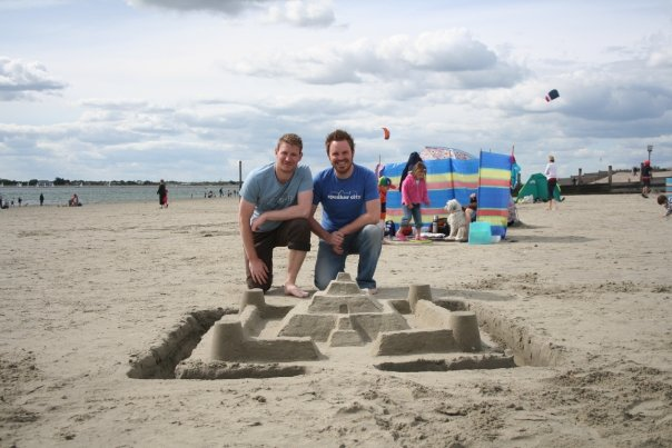 Sandcastle this!