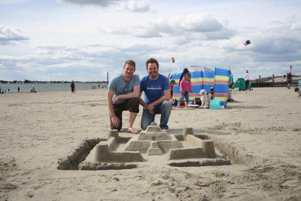 Sandcastle this!