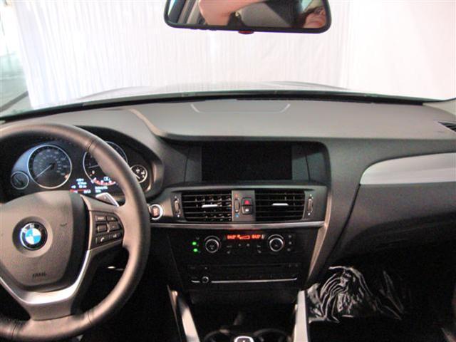 CAR MODIFICATION: 2011 BMW X3 xDrive35i Sport Utility