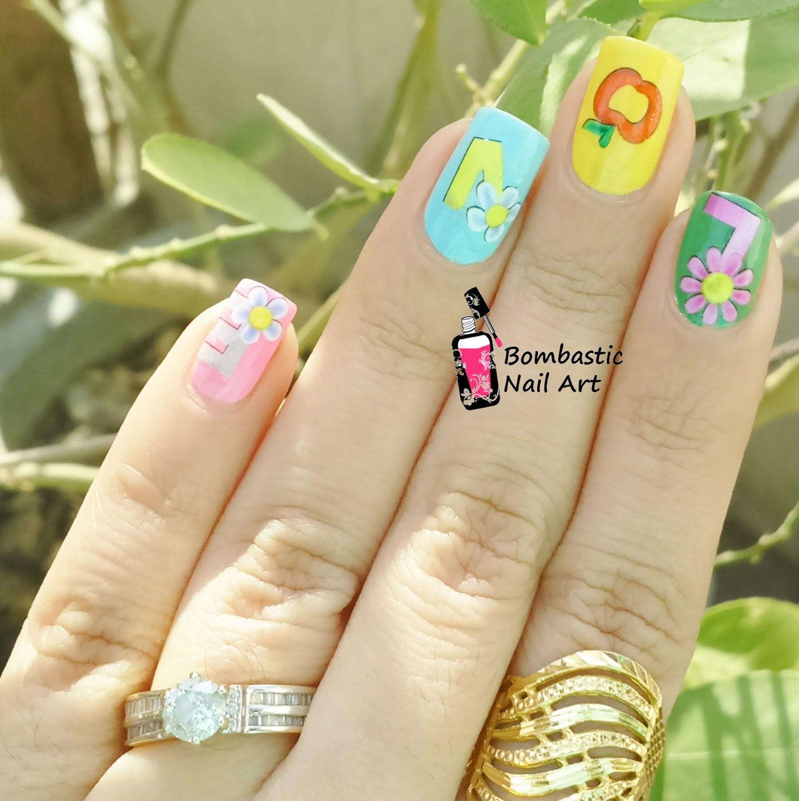 25 Amazing Valentine\'s Day Nail Art Ideas – Bombastic Nail Art