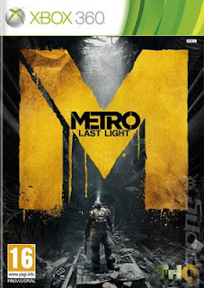 Metro Last Light Xbox 360 PRA VENDA+(1) Download   Jogo Metro Last Light XBOX360 iMARS (2013)