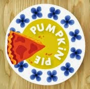 pumpkin pie design