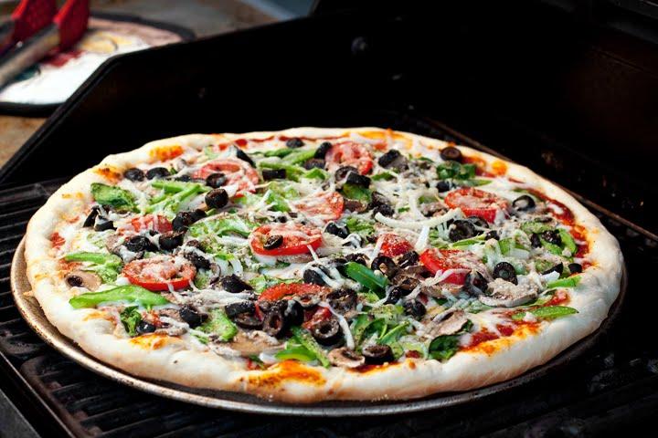order veg pizza