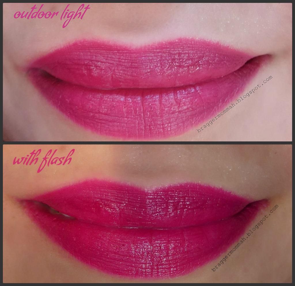 braggermommah wet n wild megalast lipstick in sugar plum