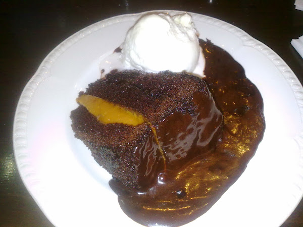 Fudge Cake!