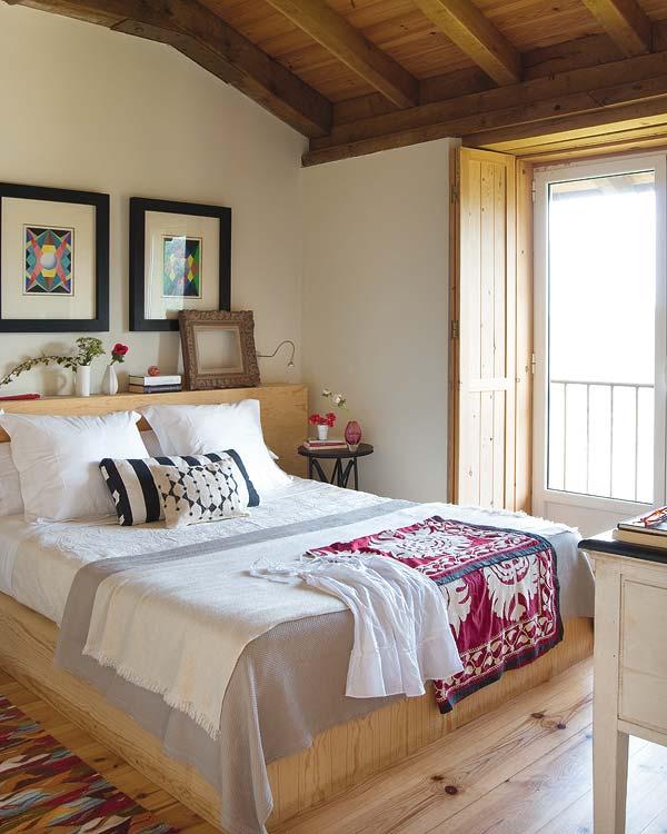 Decordemon Industrial Style Flat In A Victorian Terrace: Decordemon: Modern Rustic Spanish House