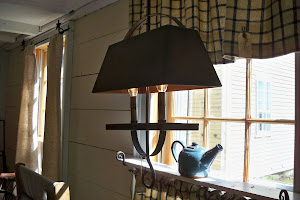 Bishop Lamp by Katies Light House