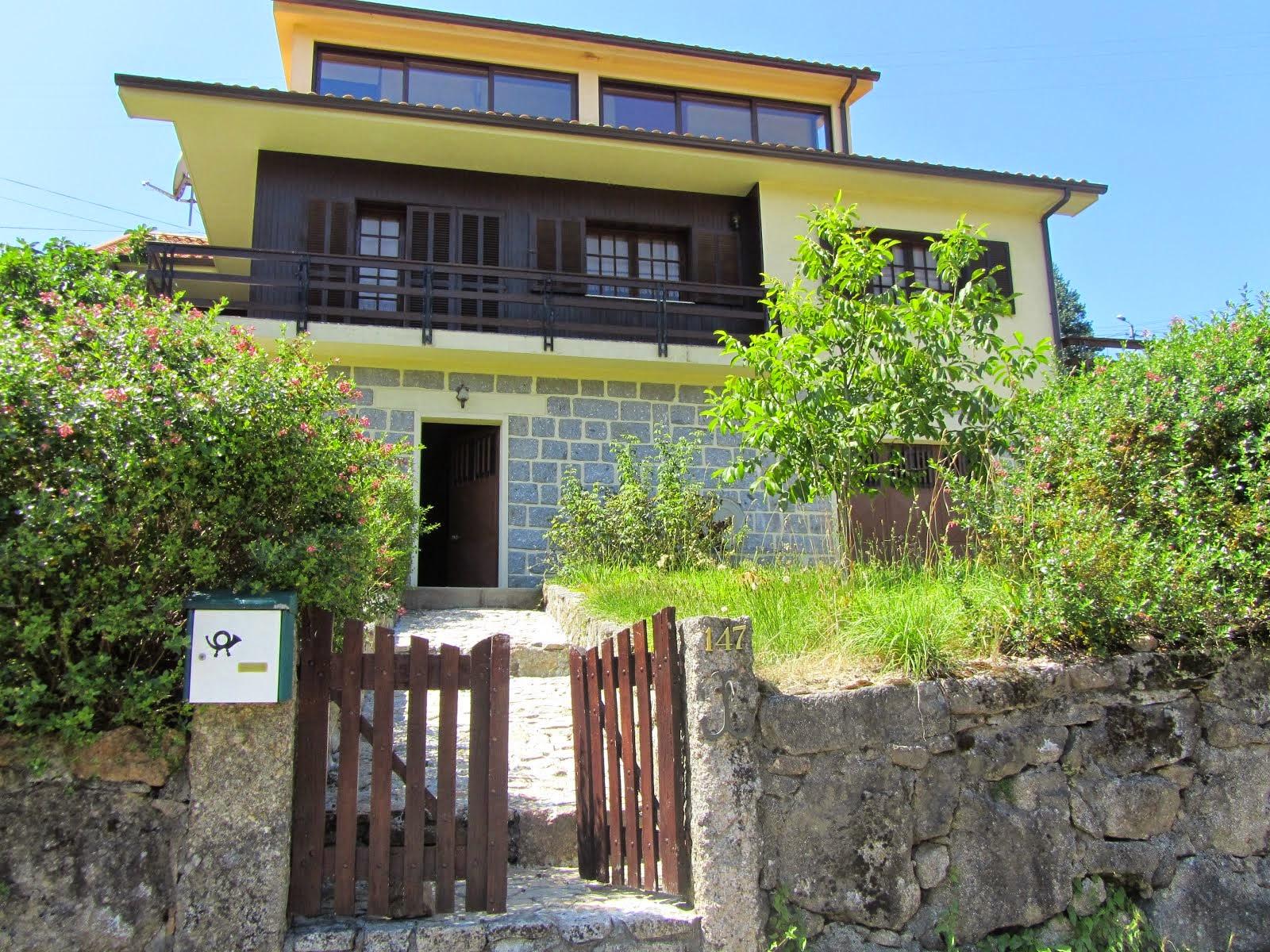 """Accommodation """"Casa da Cerdeira"""""""