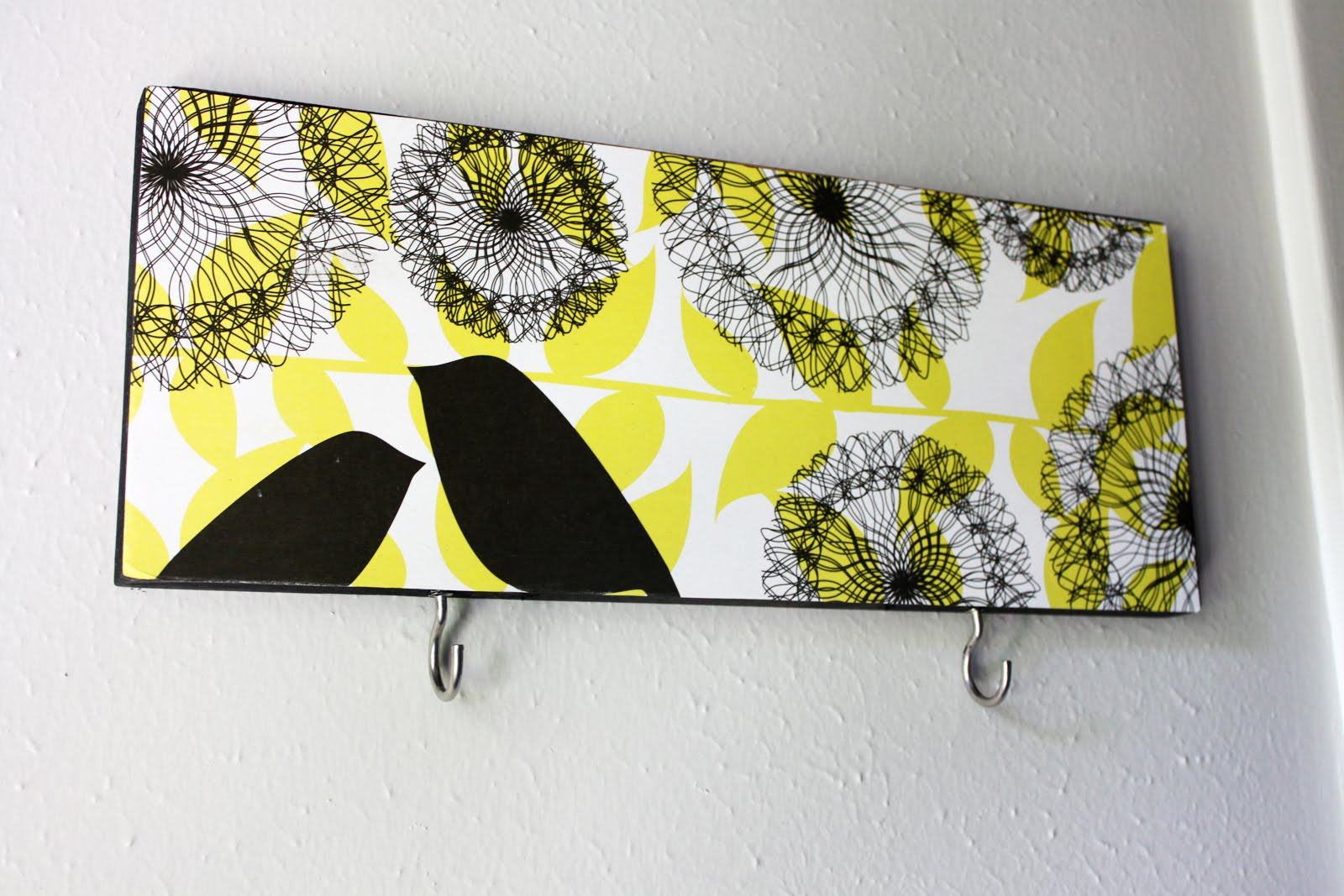 Sew Curious: Key Rack