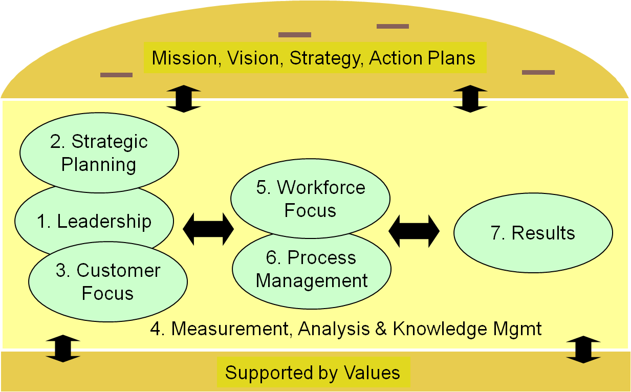 what role does management play in continuous quality improvement The search strategy covered three facets: management, quality of care is the role of hospital managers in quality and continuous quality improvement.