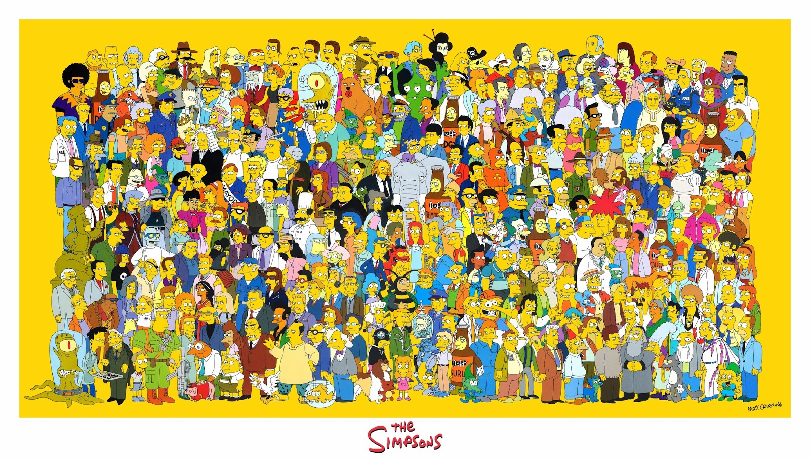 in deference to my idols lego simpsons my gueses