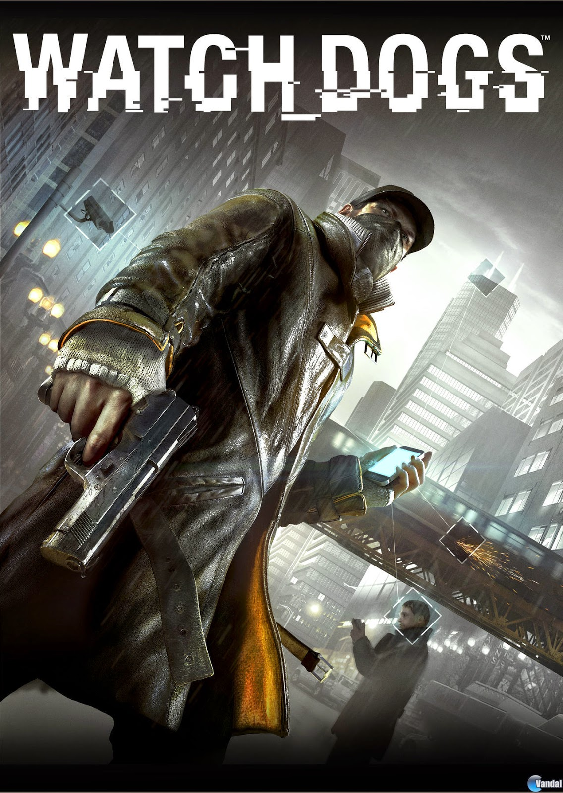Watch Dog Reloaded Cover