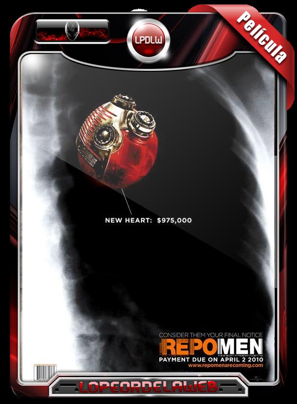 Repo Men (2010) 720p Dual Mega Uptobox