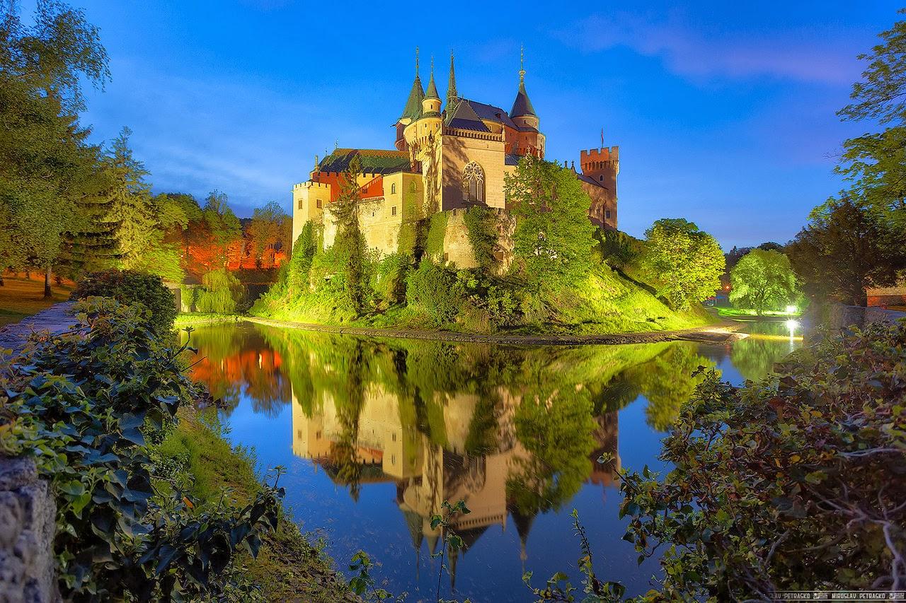 Bojnice Castle Bojnice Slovakia Most Beautiful