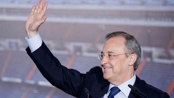 Critican el monopolio de Florentino Pérez en el Real Madrid