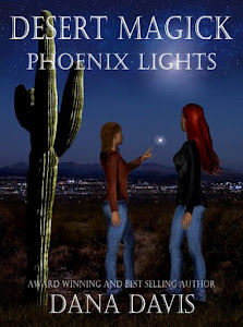 Desert Magick: Phoenix Lights (Book 4)