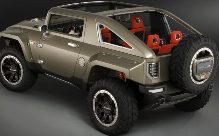 2015 Hummer H4 Price In India