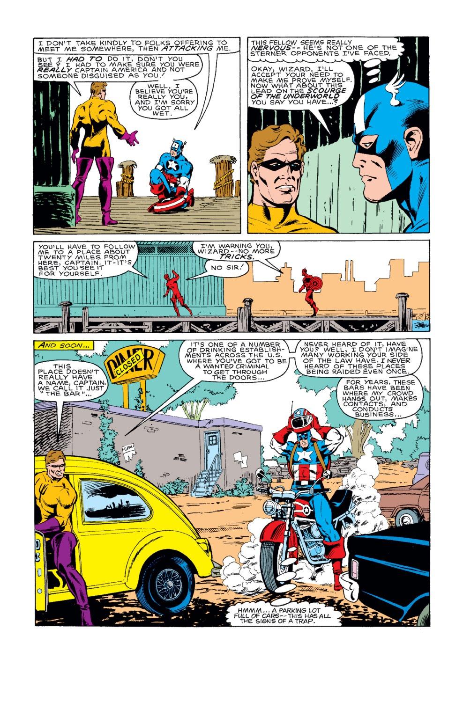 Captain America (1968) Issue #320 #248 - English 5