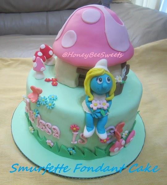 Happy Birthday Cakes For Girls: Honey Bee Sweets: Happy Birthday To My Little Girl