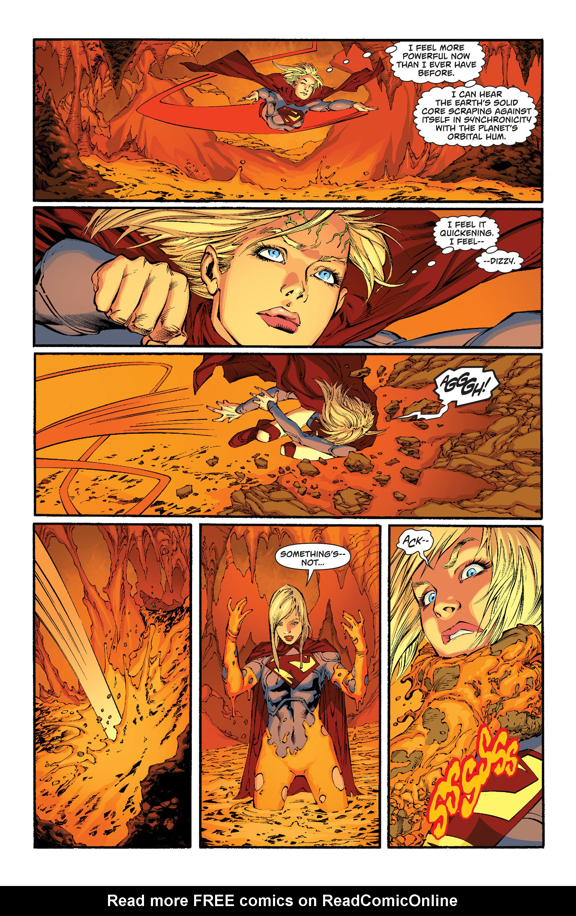 Supergirl (2011) Issue #18 #20 - English 12