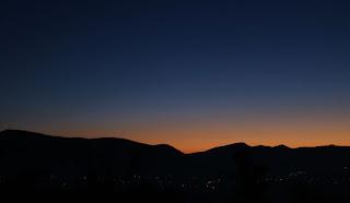 Very pre-dawn