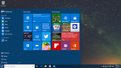 تحميل Windows 10 Enterprise v1511 nov 2015 64bit)