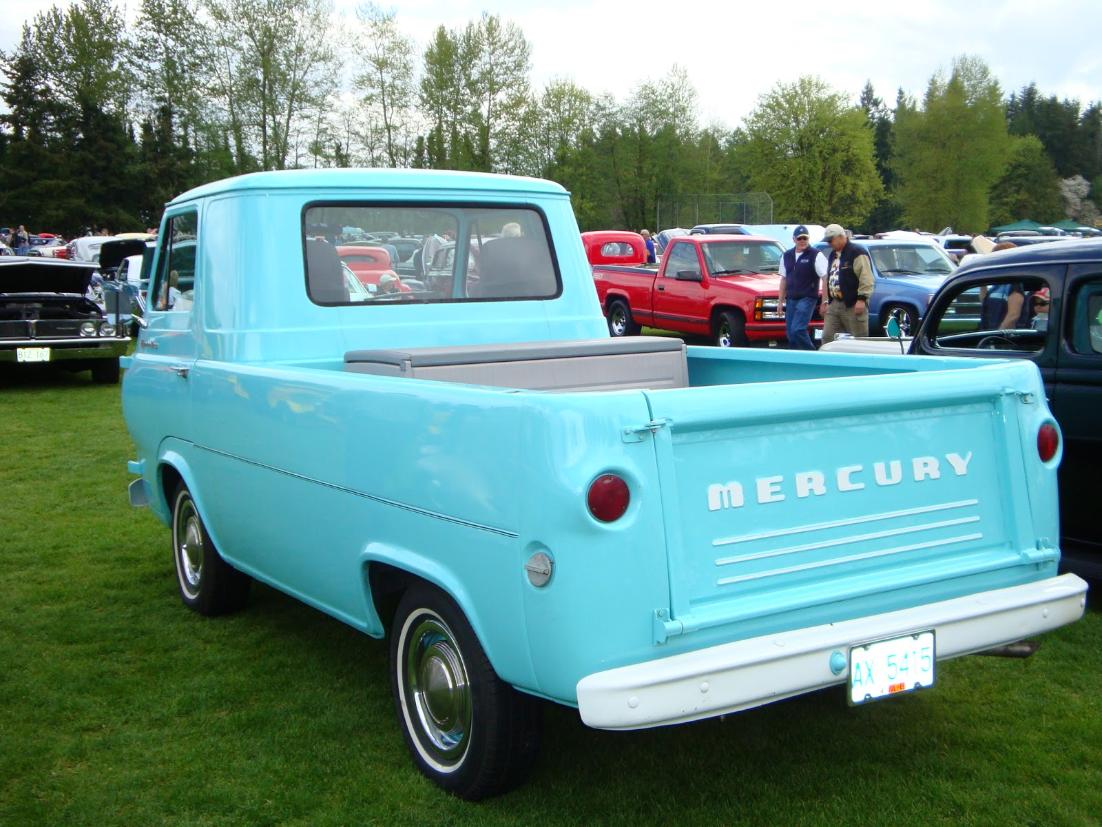 Automobile Brand's Of The Past..,: Ford Econoline Pickup ...