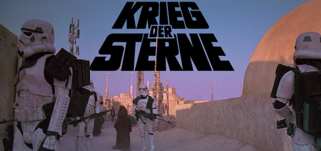 Star Wars: A New Hope - Als moderner Trailer   Episode IV im Episode VII Style