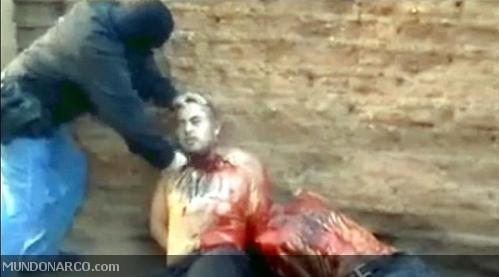 ... ejecución de Zetas El Blog del Narco ; VIDEO FUERTE Decapitan a una