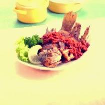 resep ikan gurame sambal rica