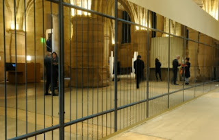 Pistoletto prison A triple tour